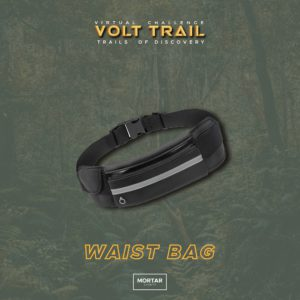 Trails of Discovery - Waist Bag